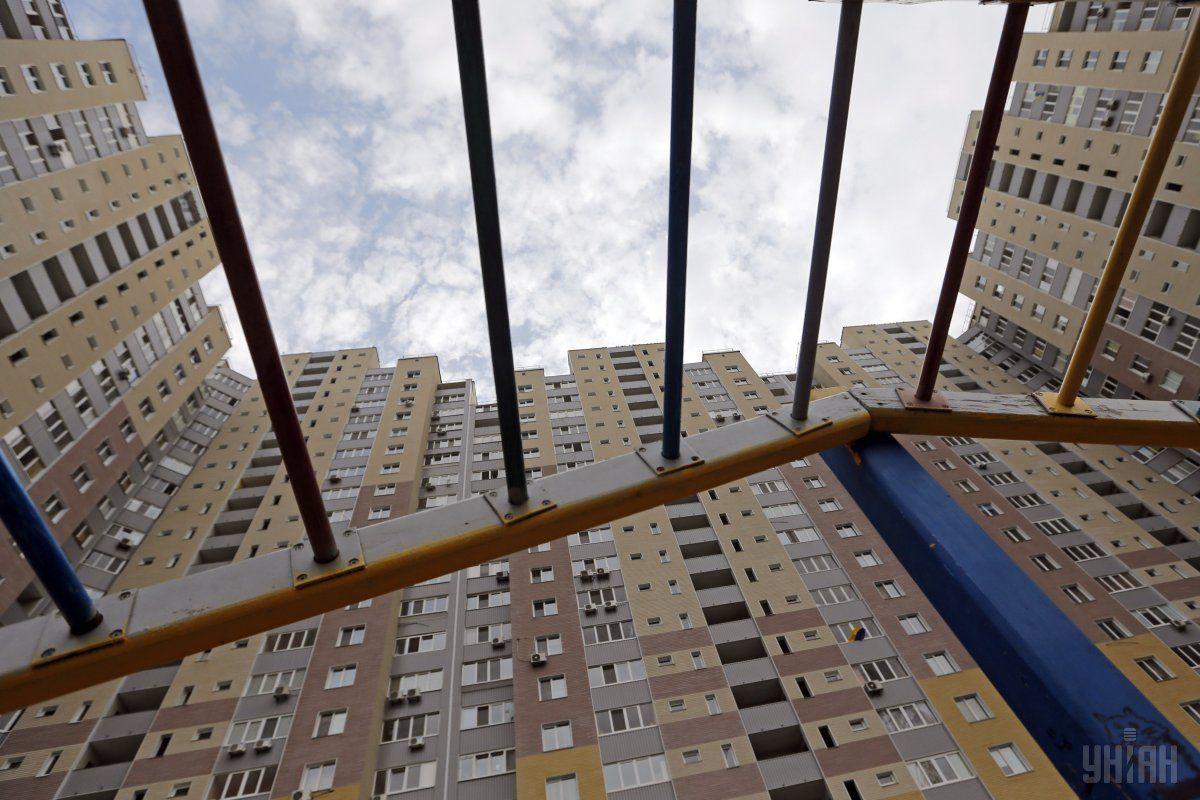 В Украине увеличилсяобъем строительных работ / фото УНИАН