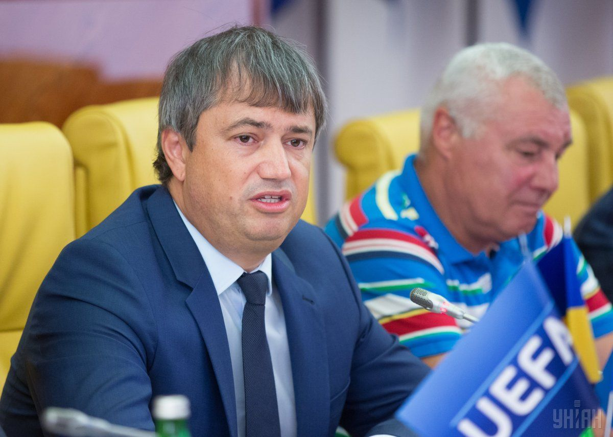 В КПИ утверждают, что Костюченко у них не учился / фото УНИАН