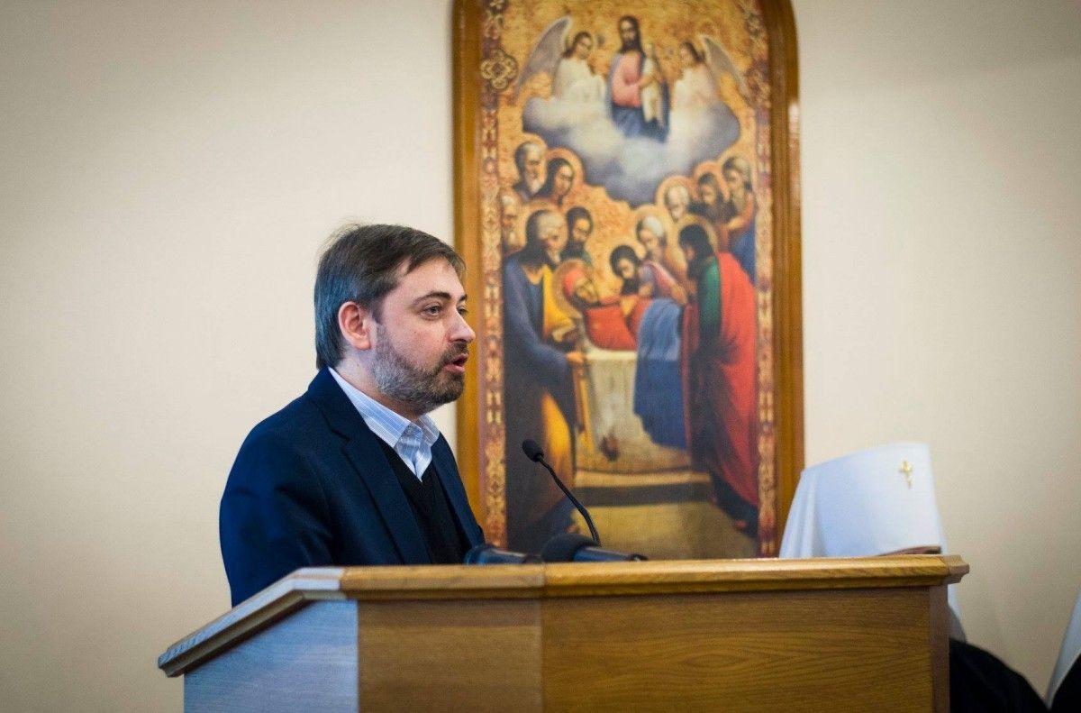 Сергей Шумило рассказал о архивные исследования событий февраля 1918 года