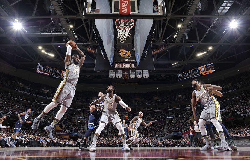 Клівленд - Міннесота / nba.com/cavaliers