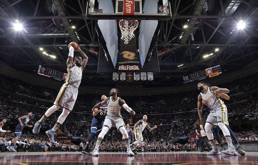 Кливленд - Миннесота / nba.com/cavaliers