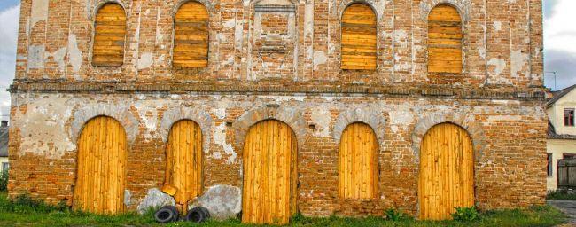 Синагога XVIII века в Столине, Беларусь / pixabay.com