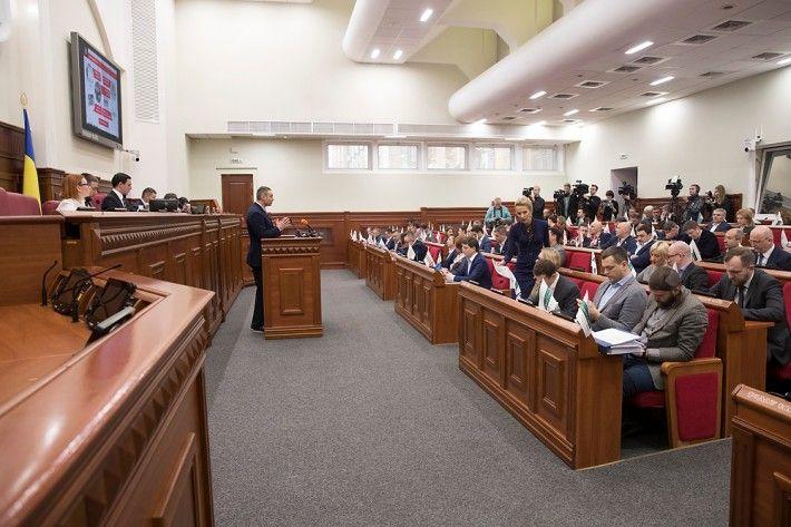 Кличко подвел итоги сделанного в 2017 году / kiev.klichko.org