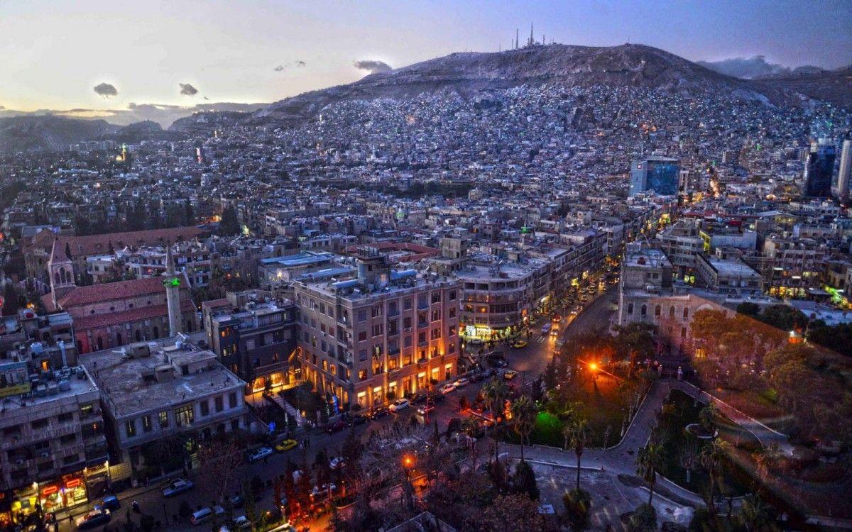 Дамаск / иллюстративное фото, about-planet.ru