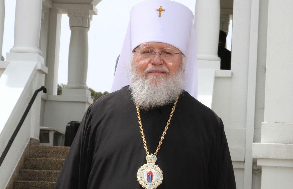 Першоієрарх РЗЦ висловив підтримку духовенства та вірних УПЦ / news.church.ua