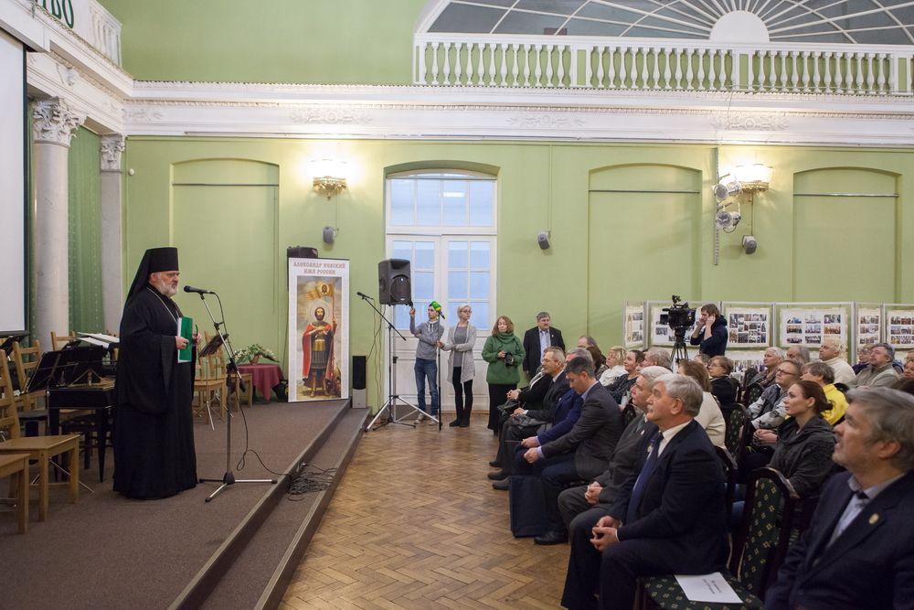 В 2008 году братство было воссоздано как межрегиональная организация / mitropolia.spb.ru