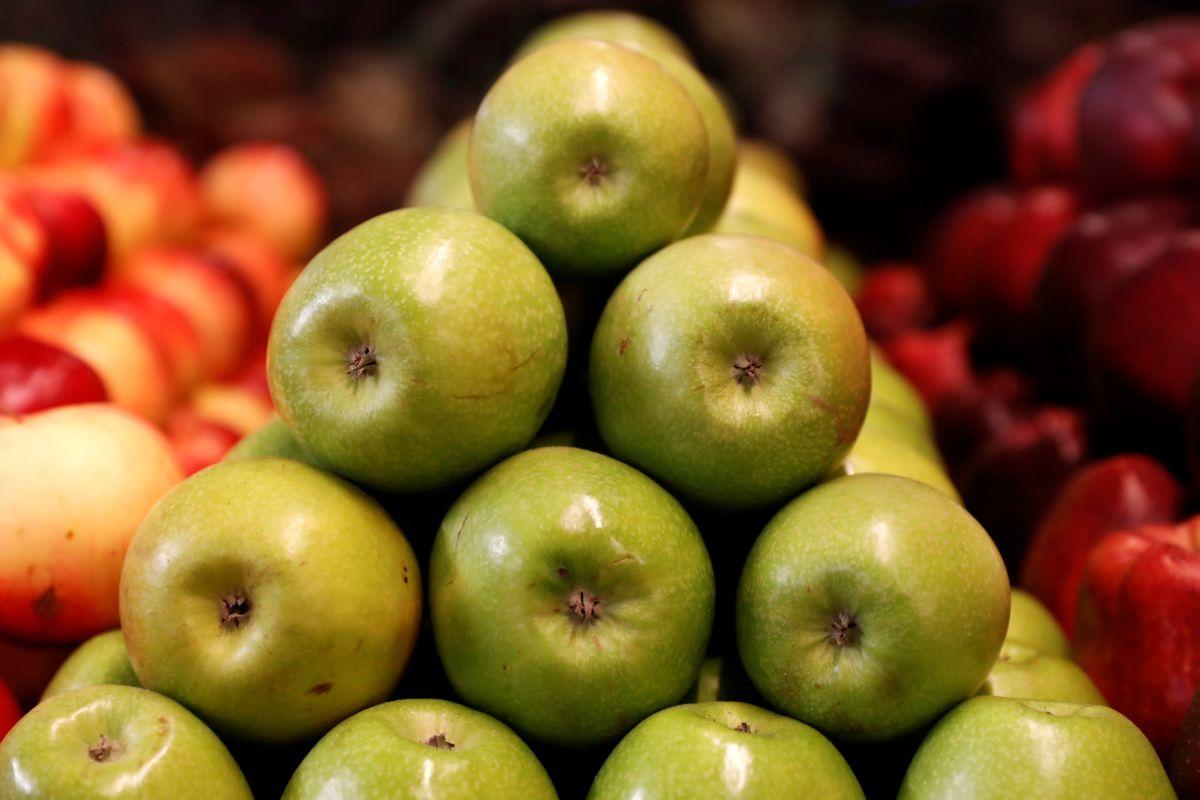 Ціна на яблука впала / Ілюстрація REUTERS