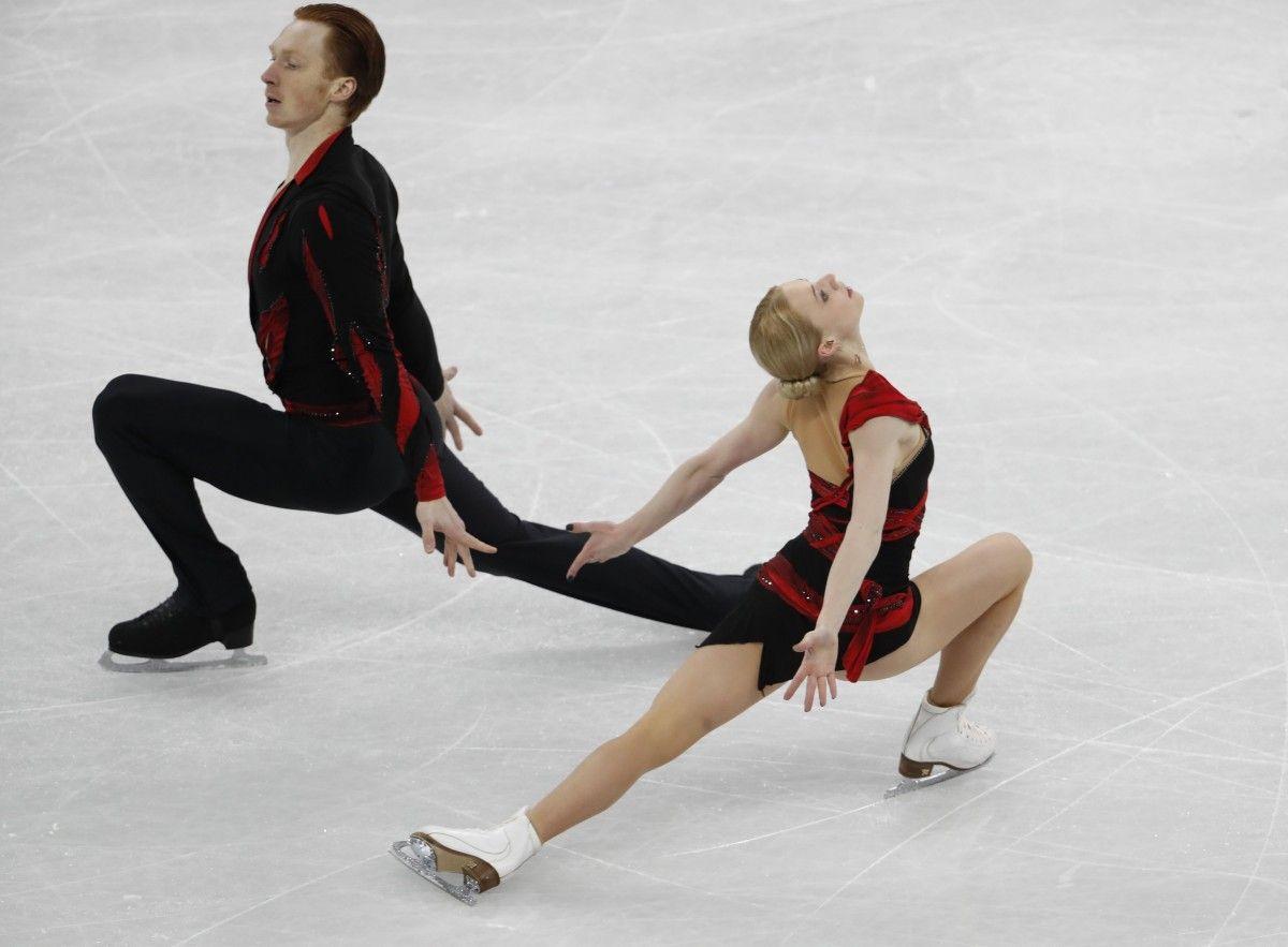 Биченко фігурне катання Олімпіада - Екс-киянин Биченко зайняв 2-е ... 2bed4f99f6c87