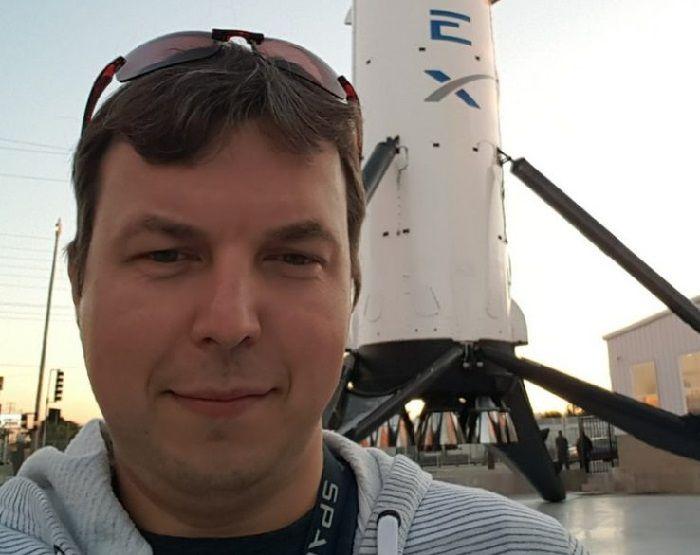 Пахунова не смущает жесткий режим работы инженеров SpaceX / Фото blog.not-a-kernel-guy.com