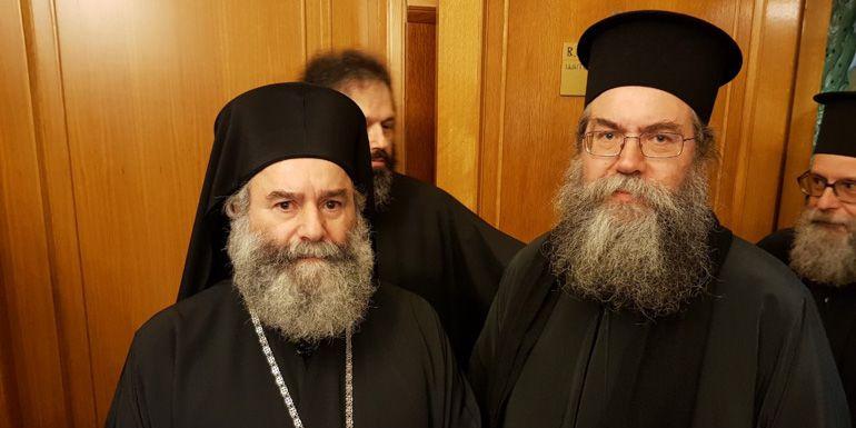 Священний Синод Елладської Православної Церкви обрав нових єпископів / sedmitza.ru