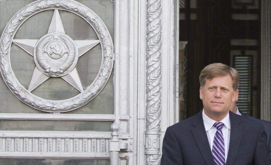 Майкл МакФол не сомневается в том, что Россия помогла Трампу стать президентом / twitter.com/McFaul