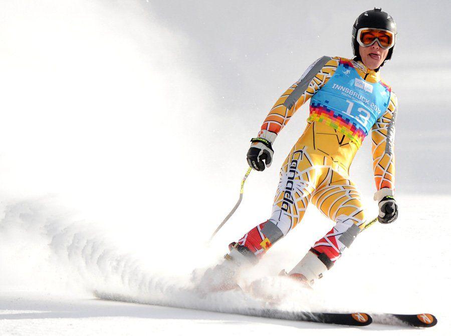Адам Ламхамеди представит Марокко на Олимпийских играх в Пхенчхане / dwg.ru