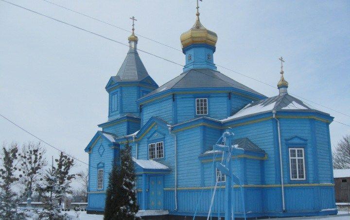 В Красноставі из церкви похитили иконы / volodymyrmedia.com.ua