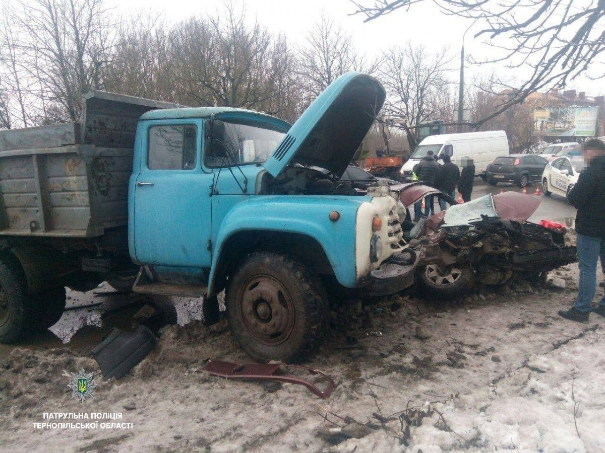 фото полиции Тернопольщины