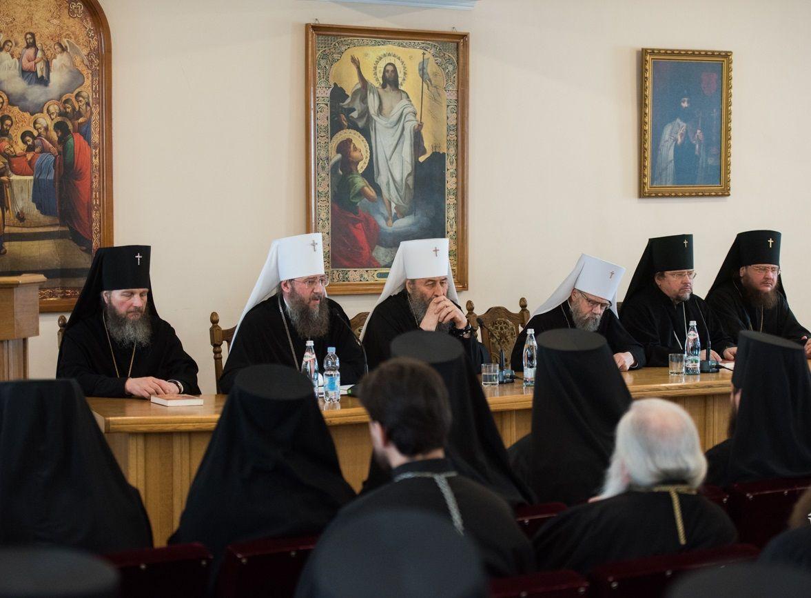 Предстоятель УПЦ возглавил собрание духовенства епархий Киевской области / news.church.ua