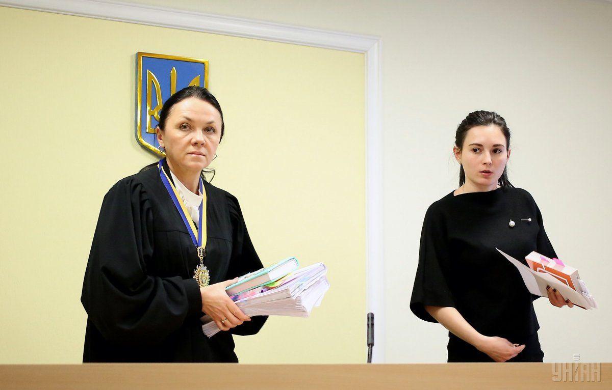 Суд решил рассматривать ходатайство относительно меры пресечения Шепелеву в закрытом режиме / фото УНИАН