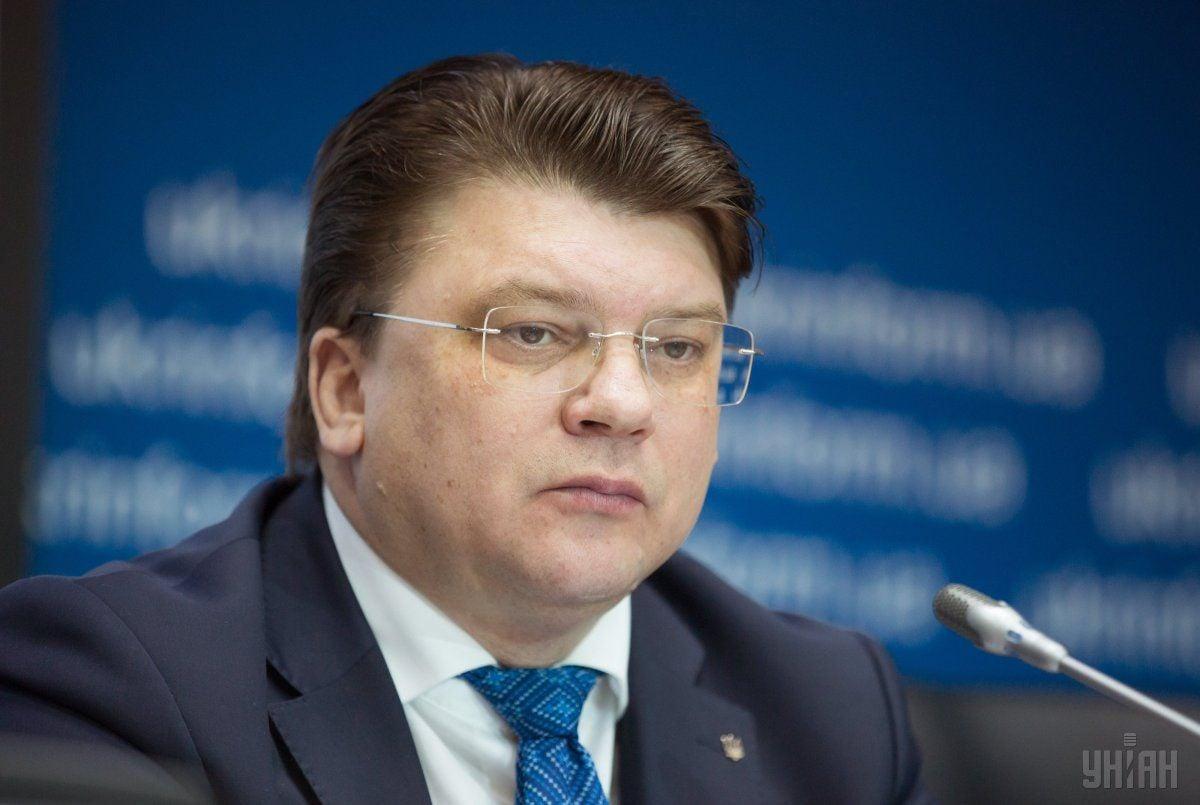 Министр спорта Игорь Жданов / фото УНИАН