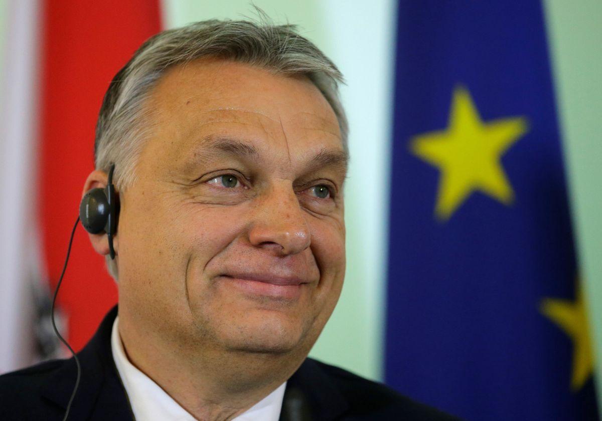 Виктор Орбан / фото REUTERS