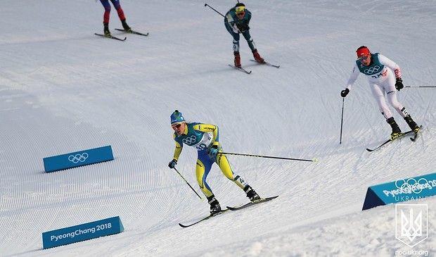 Анцибор фінішувала 53-ю в скіатлоні / noc-ukr.org