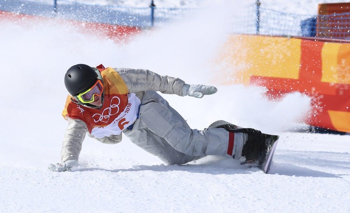 Олимпиада. Скиатлон. Все медали завоевали норвежцы. Россиянин, упавший настарте, финишировал 4-м