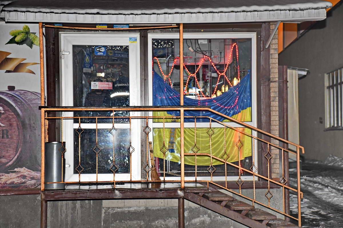 Стрелявший по посетителям кафе, задержан / фото kiev.informator.ua