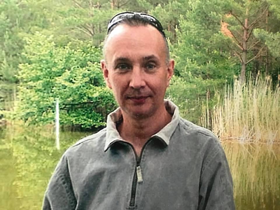Трагически погибший львовянин Александр Врабель / facebook.com/SusStepan