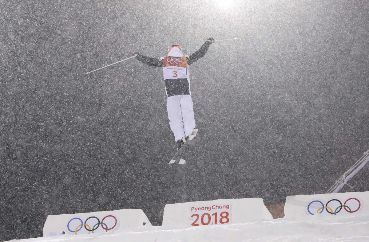 Перрен Laffon - чемпіона Олімпійських ігор-2018 / REUTERS