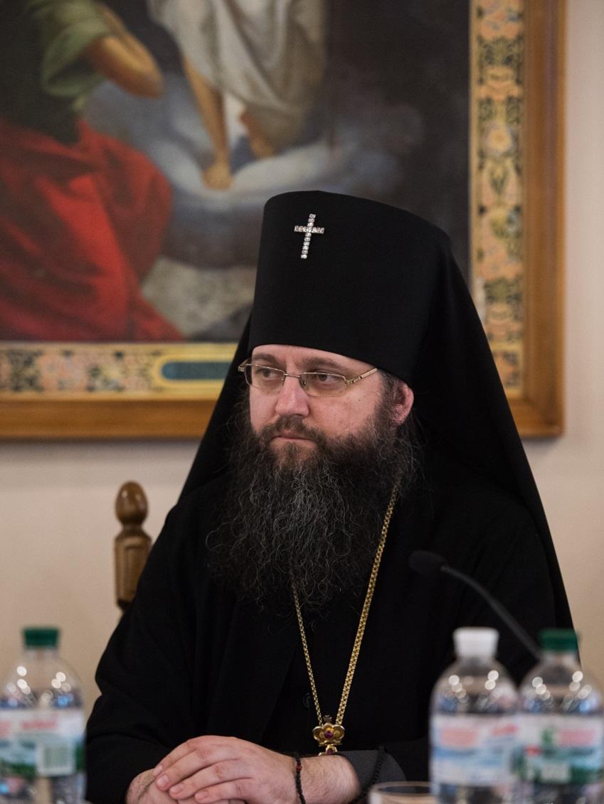 Архієпископ Ніжинський і Прилуцький Климент / news.church.ua