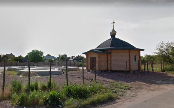 Храм Святого Великомученика и Целителя Пантелеймона до пожара / radar.in.ua