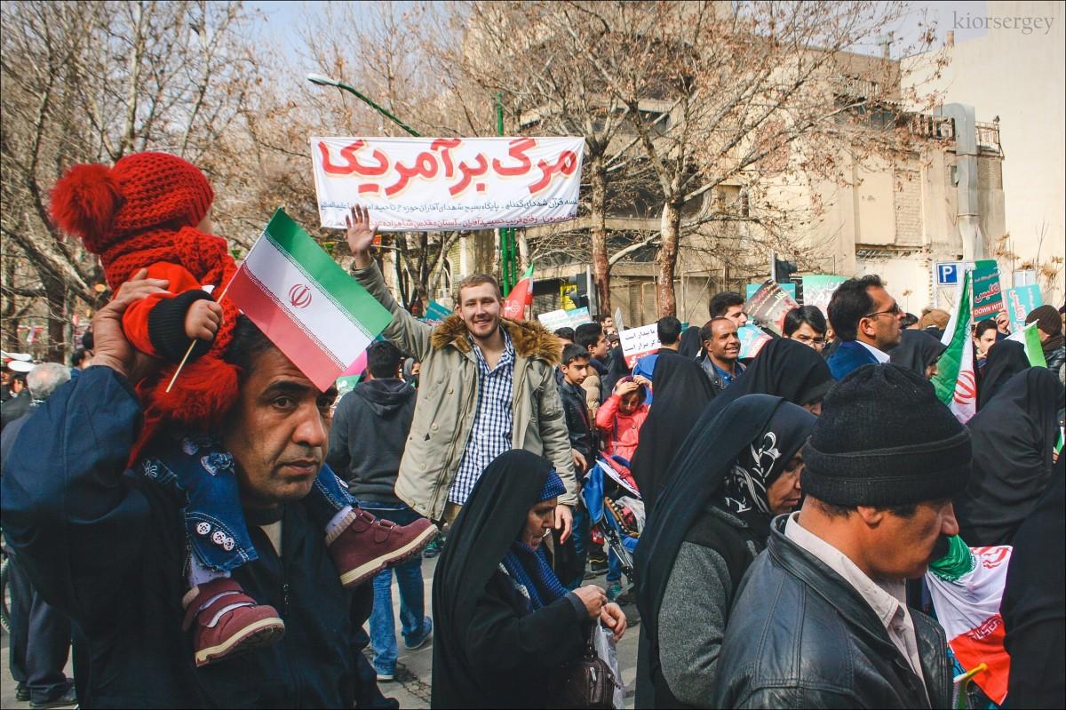 В Ірані відзначили День Ісламської революції / golos.io