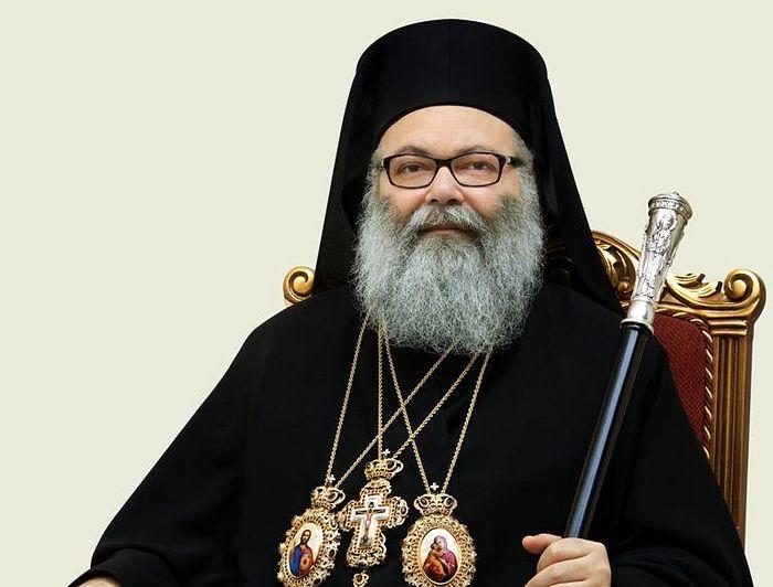 Блаженнейший Патриарх Антиохийский Иоанн / pravoslavie.ru