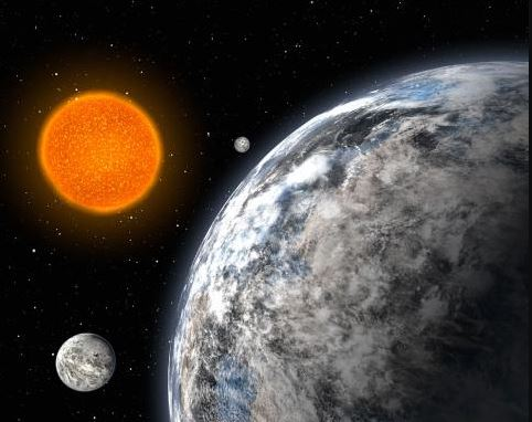 Астрономы нашли очень плотную суперземлю с большой массой / carnegiescience.edu