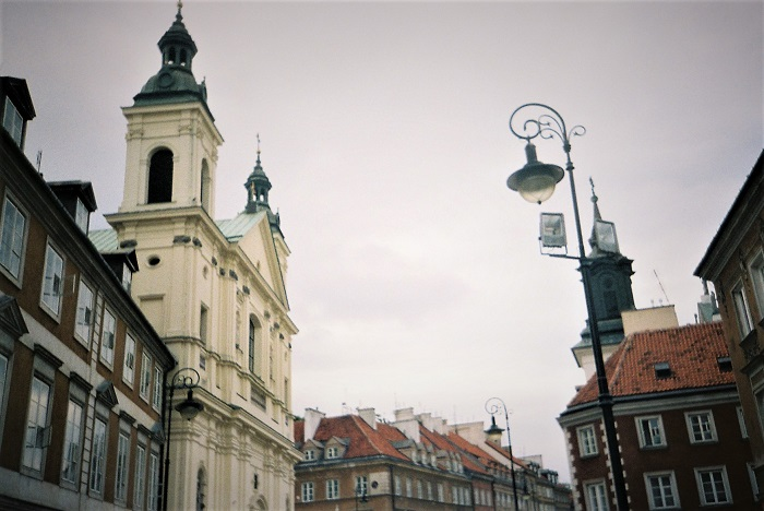 Стара частина Варшави / фото УНІАН