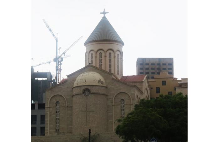 Вірменська церква в Бейруті / ru.armeniasputnik.am