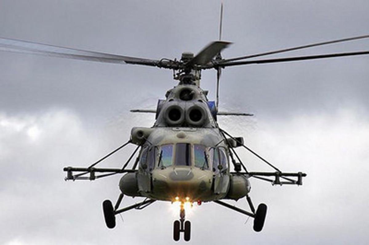 В Томской области при жесткой посадке загорелся вертолет / фото vestirossii.com