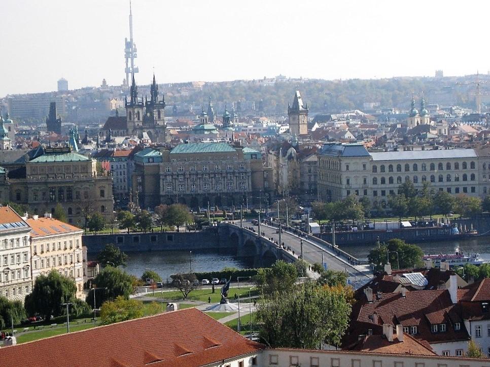 Украинцы любят Чехию, потому что там бюджетно и красиво / УНИАН