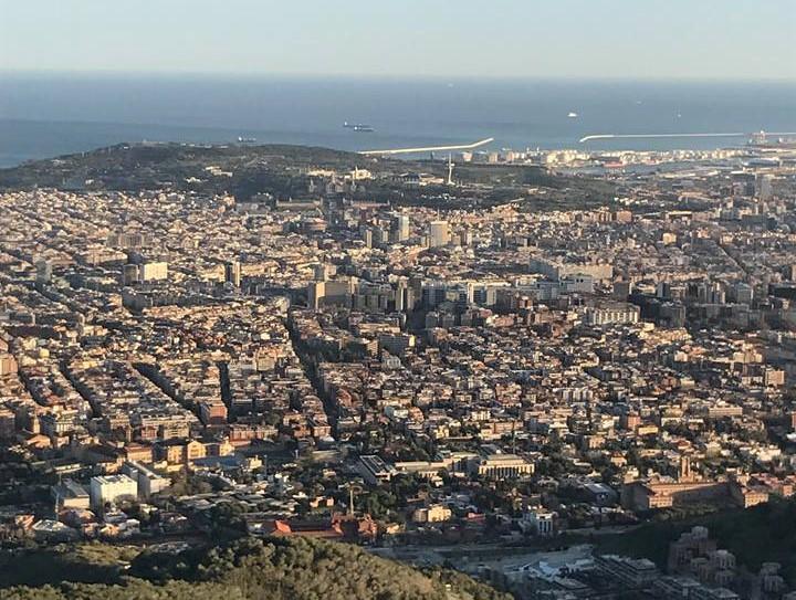 """""""Умный город"""" Барселона входит в десятку наиболее успешных систем в мире / УНИАН"""