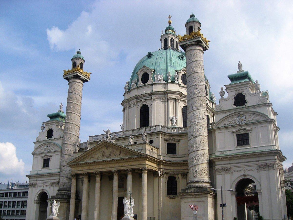 Архітектурне різноманіття Відня / фото УНІАН
