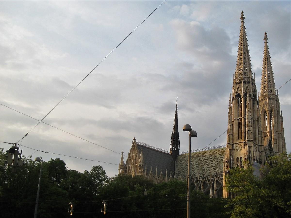Знаменитый готический собор Святого Стефана в Вене / Фото Марина Григоренко