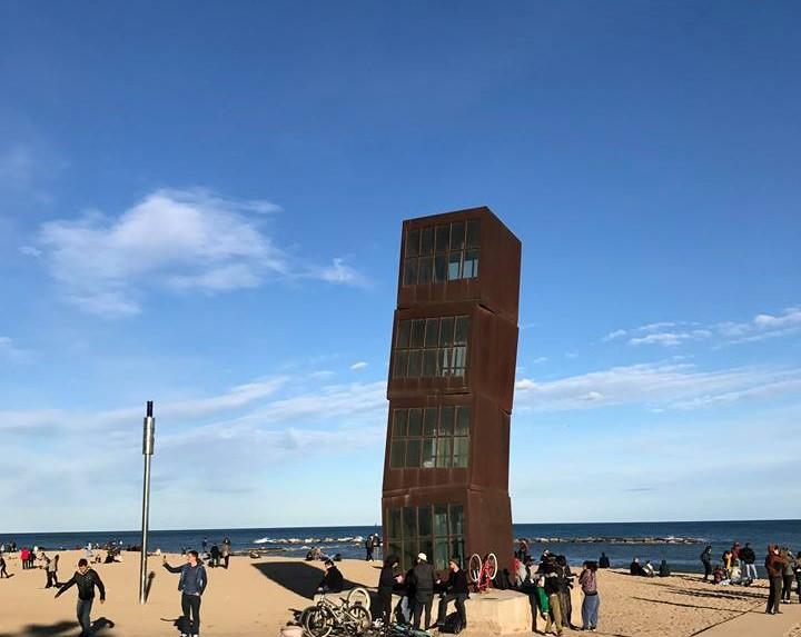 Узбережжя Барселони / фото УНІАН