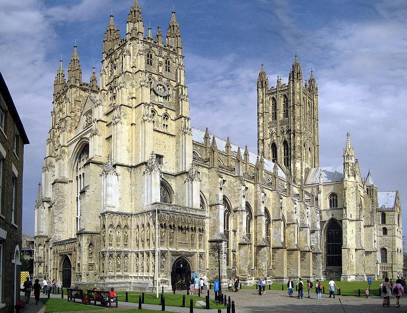 Главный собор Церкви Англии / ru.wikipedia.org