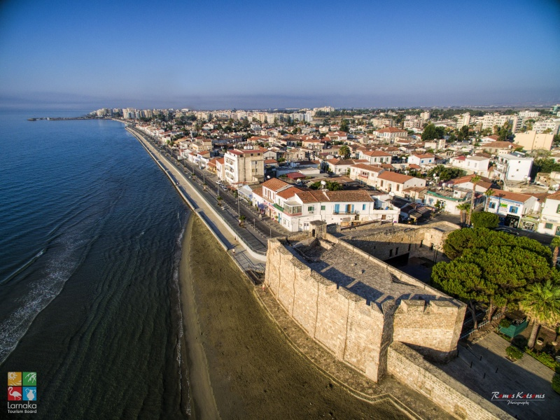 Узбережжя Ларнаки / фото larnakaregion.com