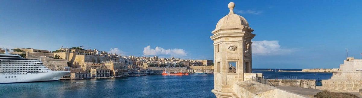 Бухта на Мальті / фото visitmalta.com