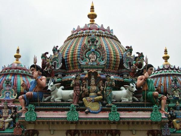 Храм будут строить специалисты из Индии / islam-today.ru