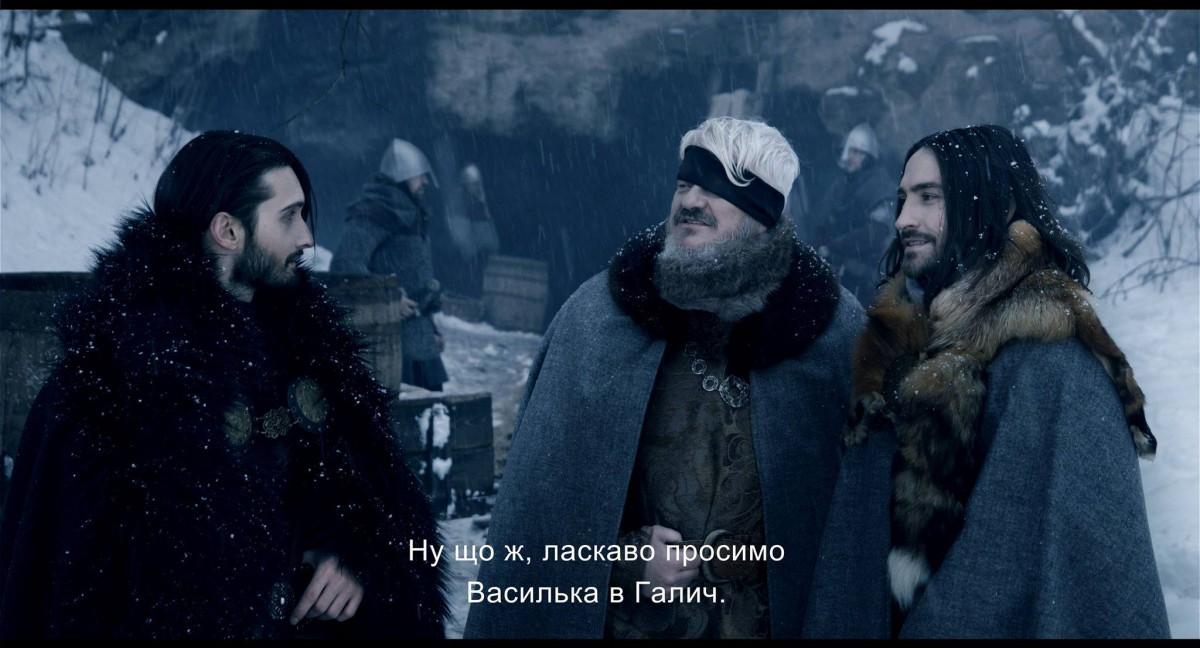 В Facebook фильм про Даниила Галицкого перепутали с
