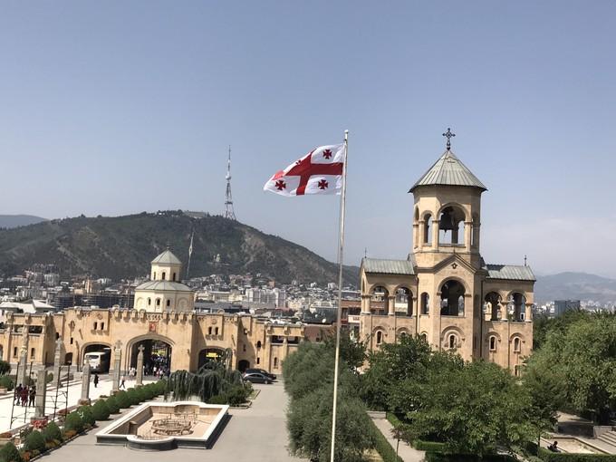 По словам Квирикашвили, Церковь является одной из главных опор грузинской государственности / dreamstime.com
