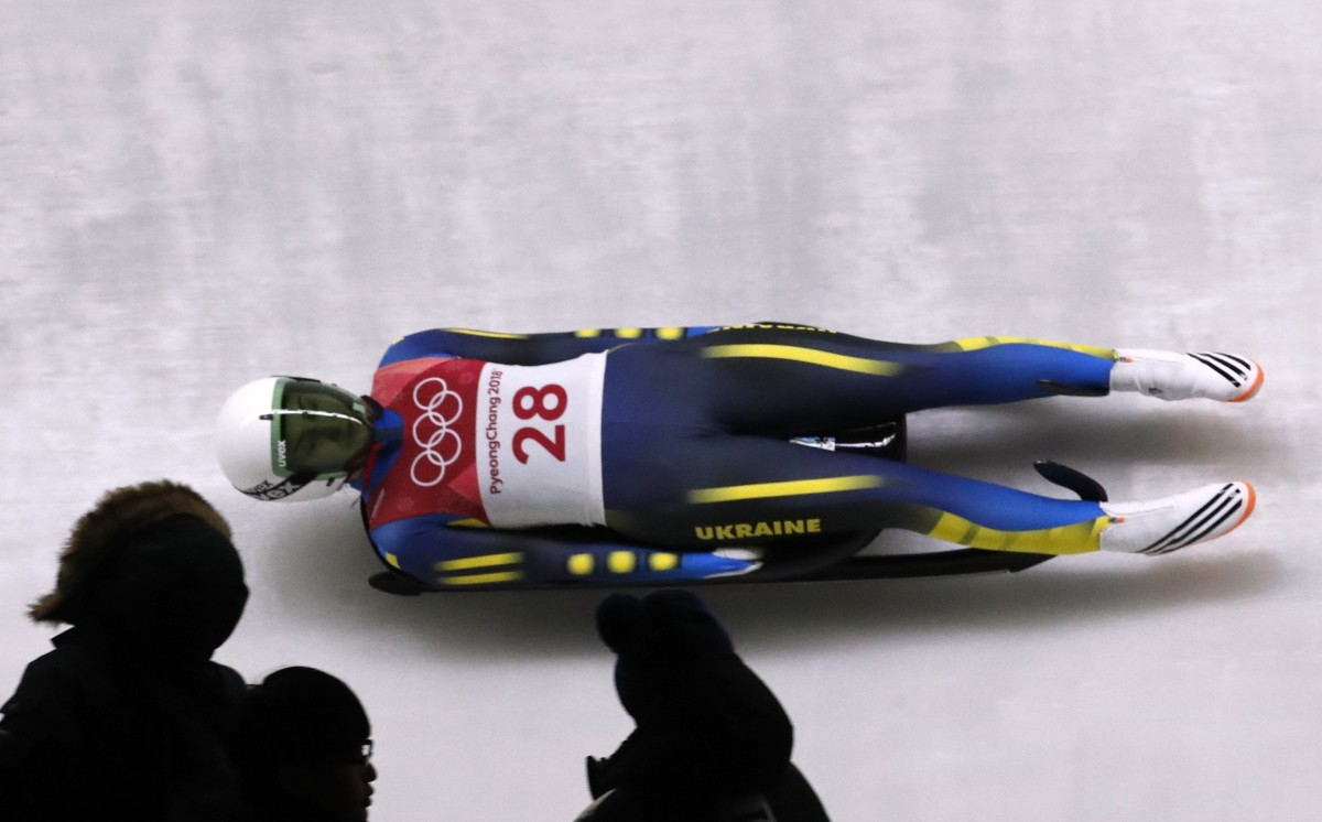 Елена Стецкив заняла 28-е место на Олимпиаде / REUTERS