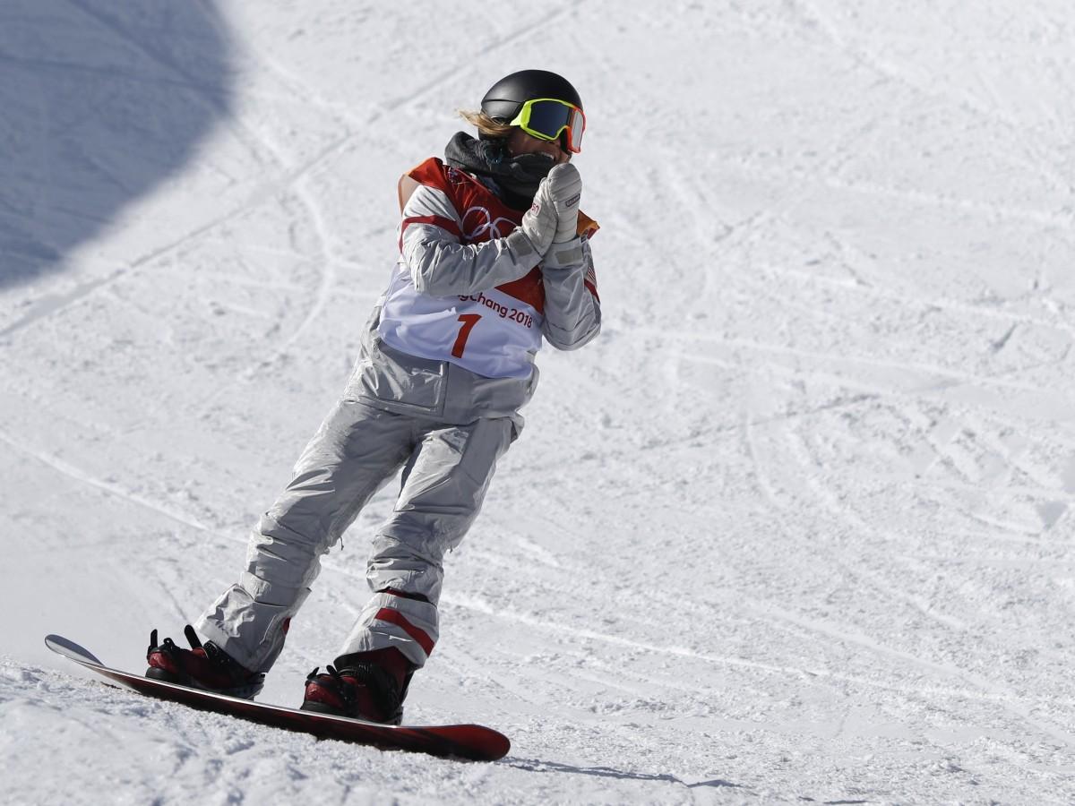 Хлое Кім виграла турнір у хаф-пайпі у сноуборді / Reuters