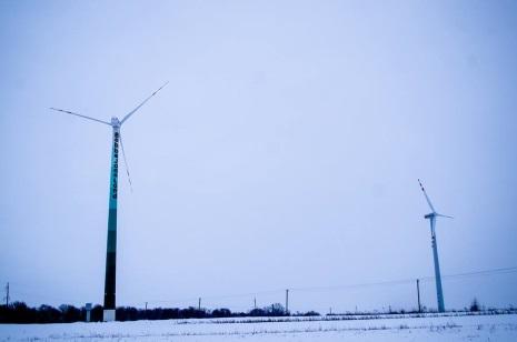 Подібний екологічний проект реалізовується в Лопушанах Зборівського району/ фото прес-служба ТОДА