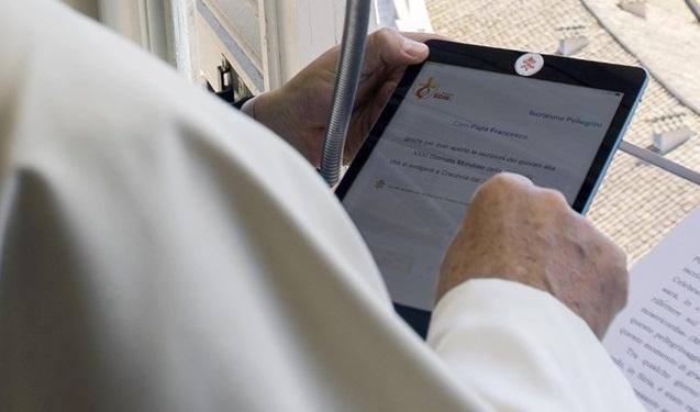 Папа дал старт регистрации на Всемирный день молодежи-2019 / ANSA